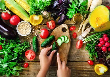 Les avantages d'une alimentation végétarienne