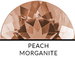 Peach Morganite