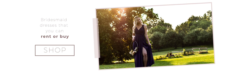 bridesmaid dresses online canada