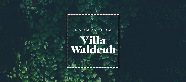 """Raumduft """"Villa Waldruh"""" – diesellerie.com"""