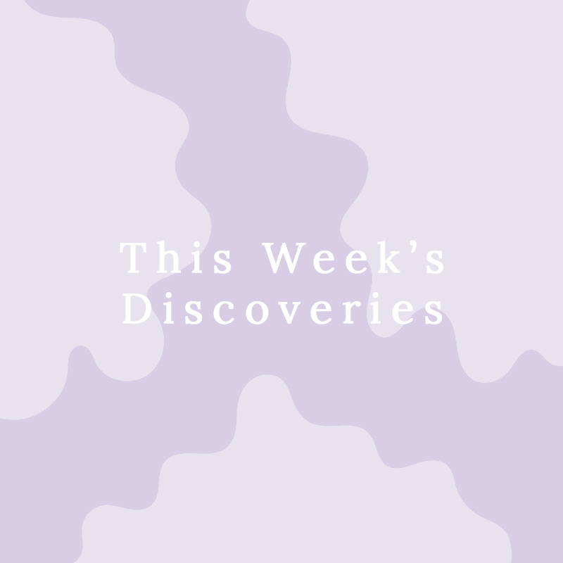 This Week's Discoveries | Wolf & Moon