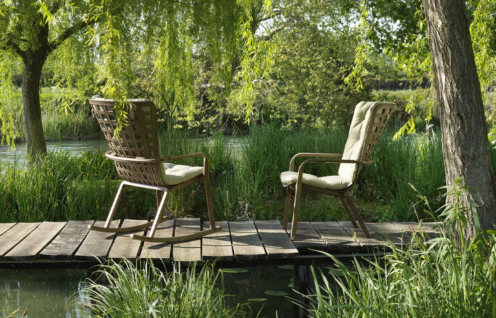 Outdoor Rocking Chairs By Nardi