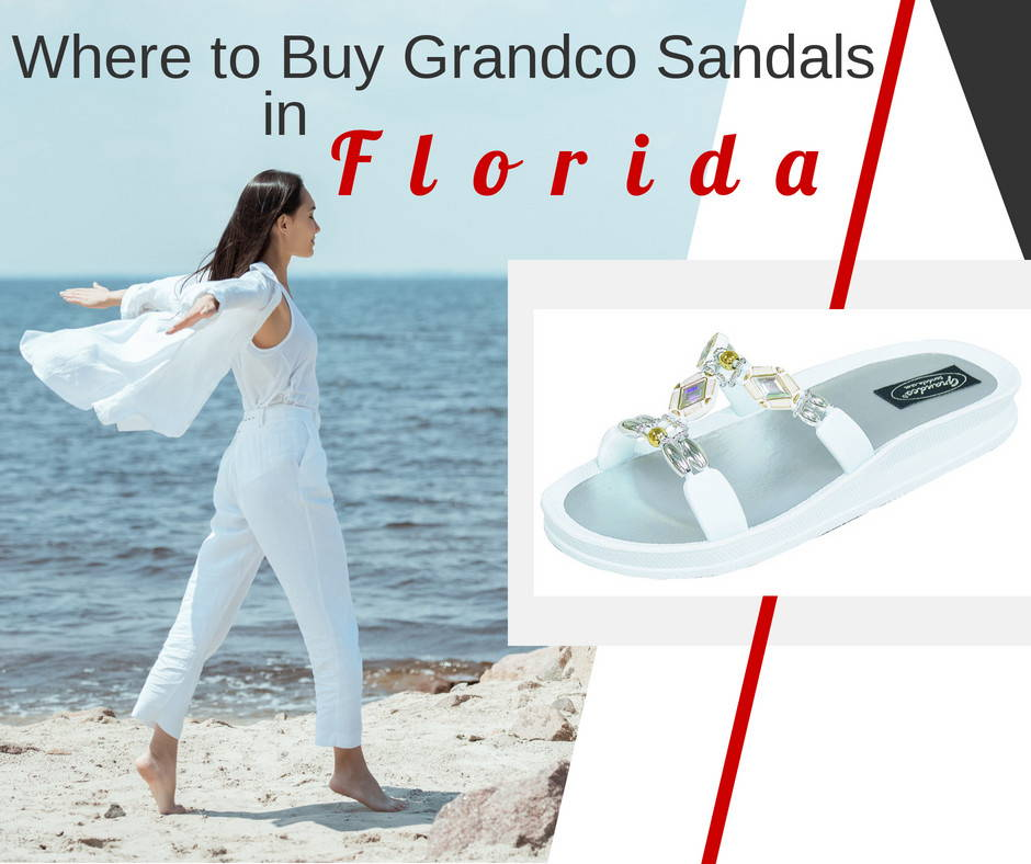 Where to Buy Grandco Sandals