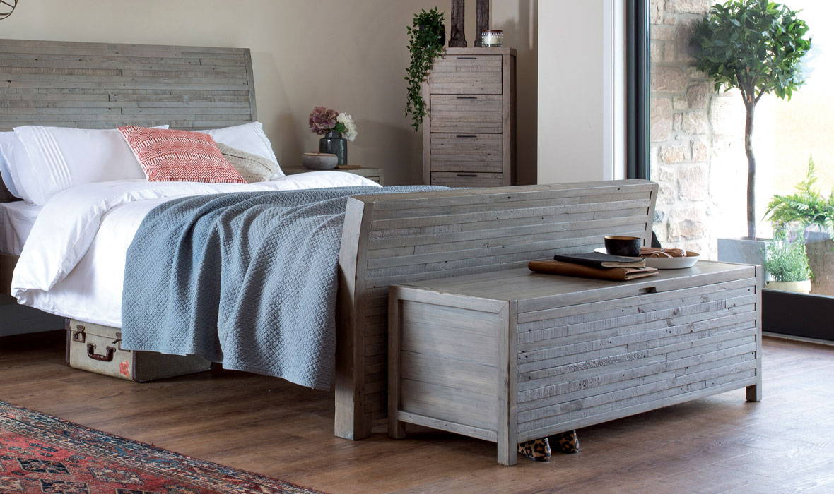 Harringay Reclaimed Bedroom Collection