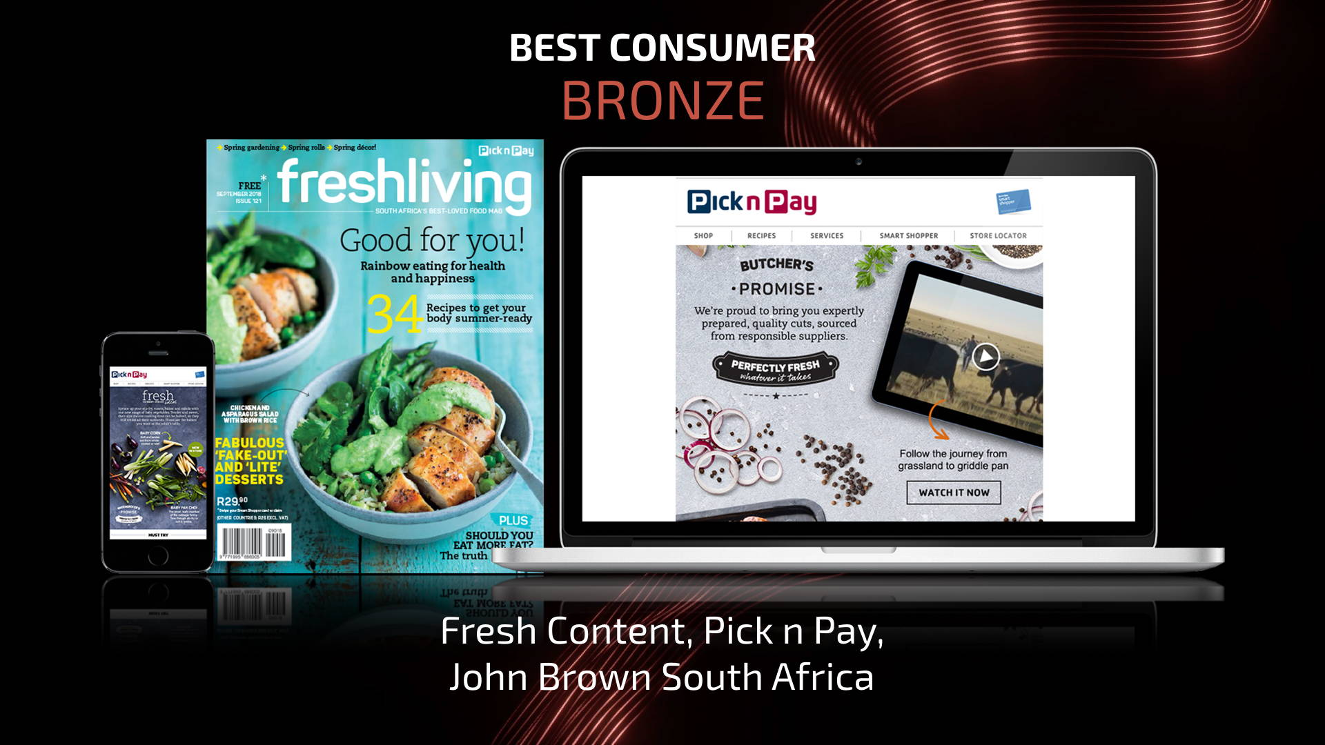 Best Consumer - Bronze