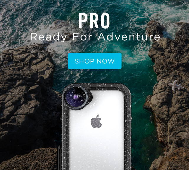 Hitcase pro - Ready for Adventure - Shop Now