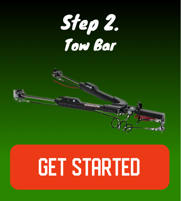 Flat Towing Guide - Tow Bar