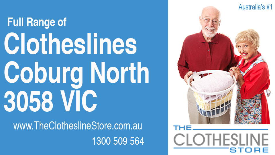 New Clotheslines in Coburg North Victoria 3058