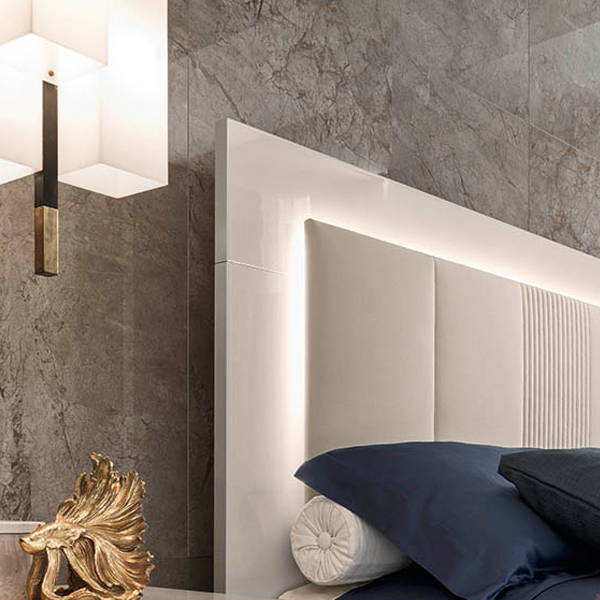 Alf Italia Claire High Gloss Bedroom Collection