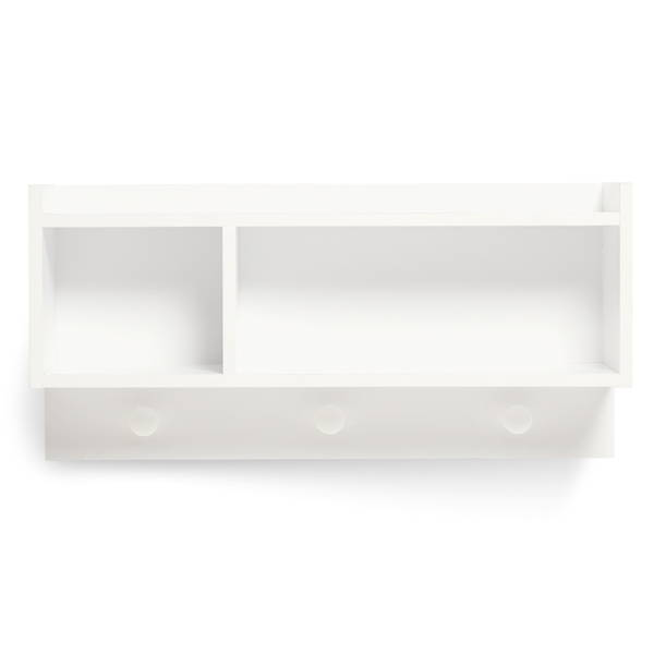 Franklin Shelf - White Wash