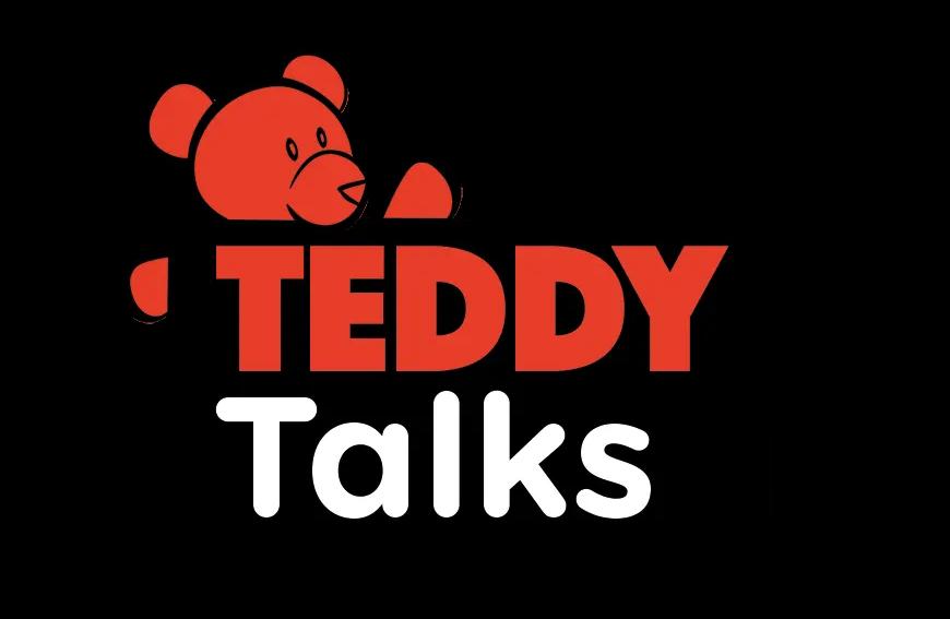 illustrated teddy talks