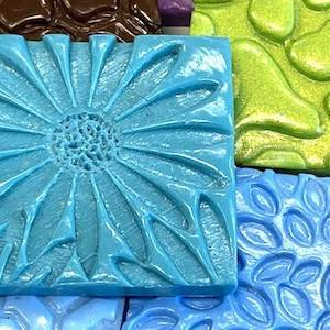 Getting Started Making Clay Tiles