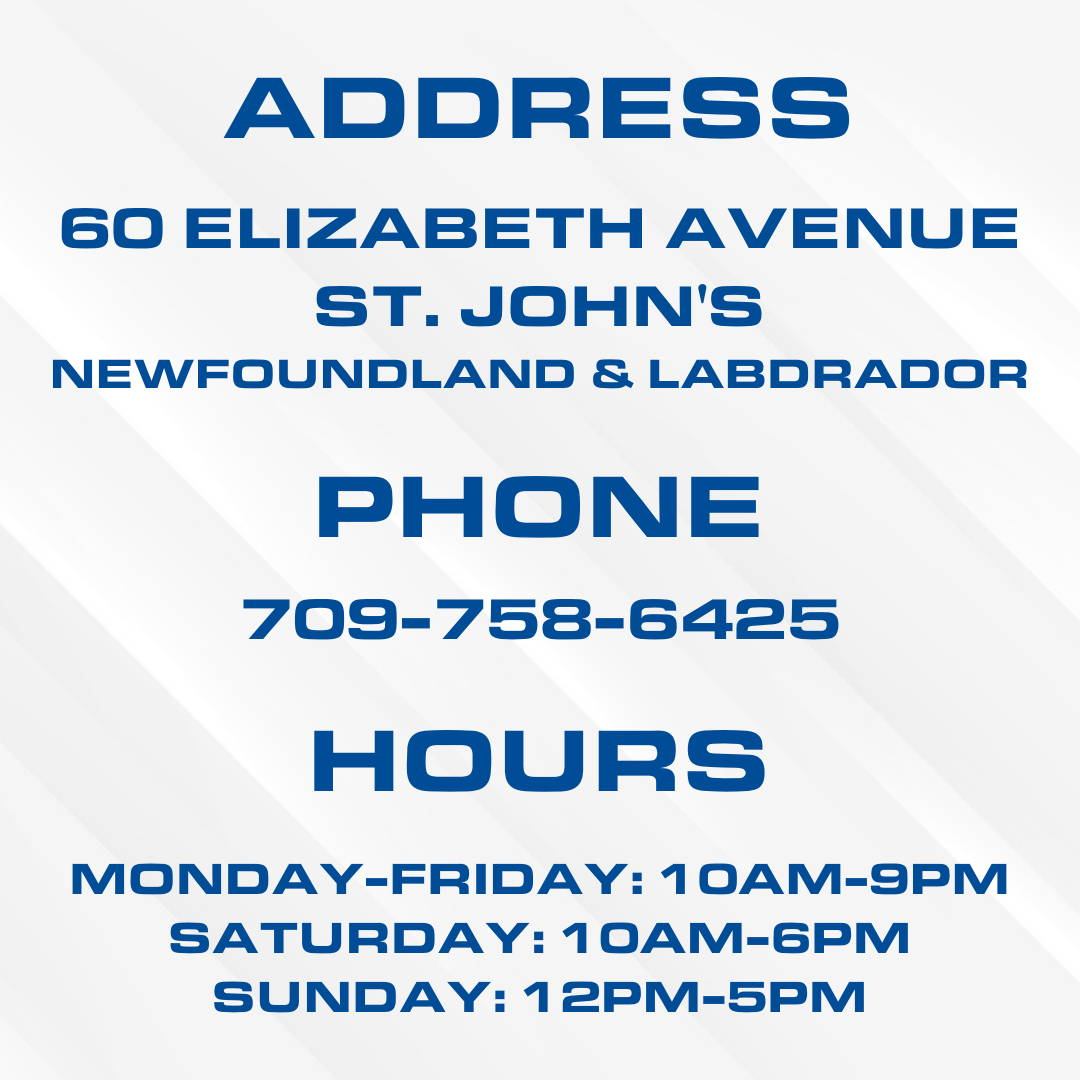 60 elizabeth avenue st. john's newfoundland canada