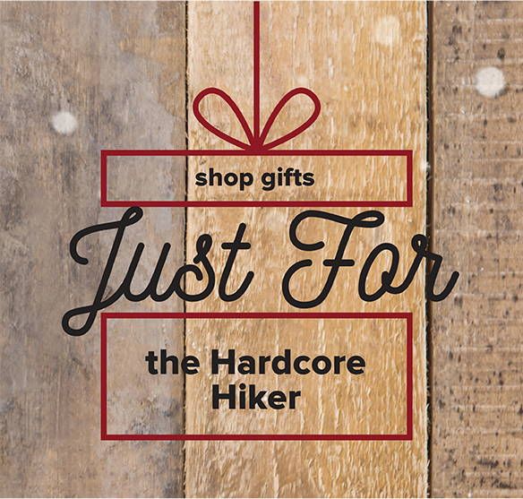 Gifts for the Hardcore Hiker