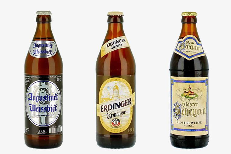 Kaiser cam bira şişesi Almanya'dan ticari bira örnekleri - Butik Bira