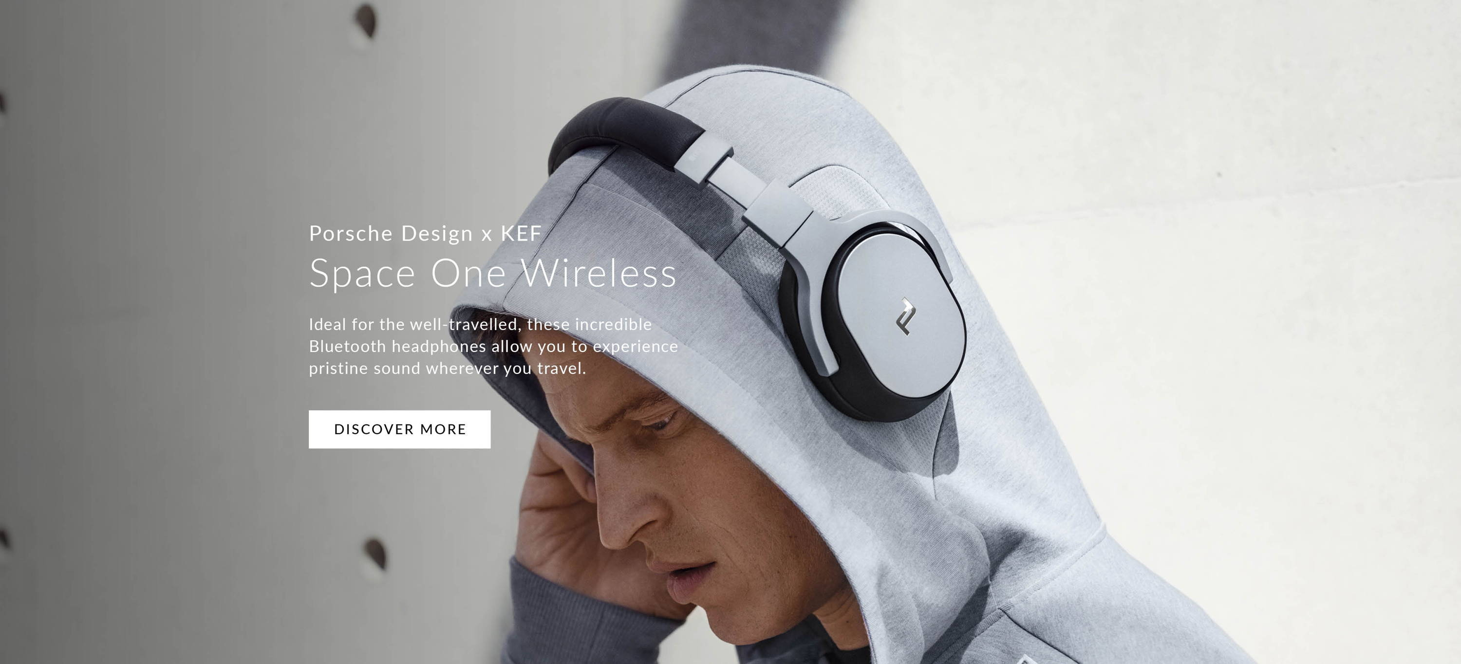 Porsche Design x KEF Space One Wireless
