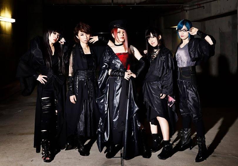 DOLL$BOXX band dollsboxx Japan