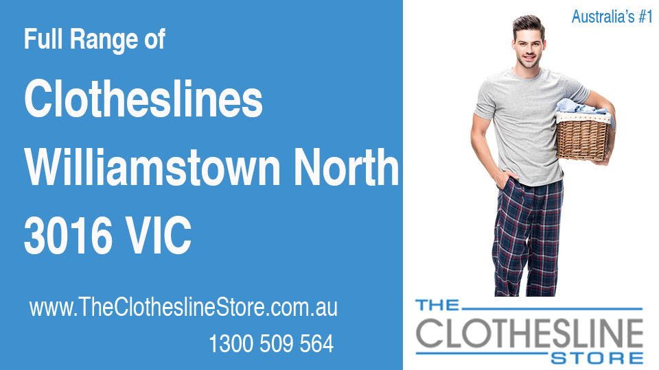 New Clotheslines in Williamstown North Victoria 3016