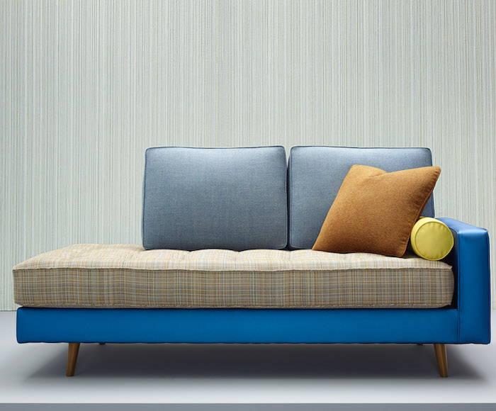 Knoll Textiles plaid upholstery fabrics