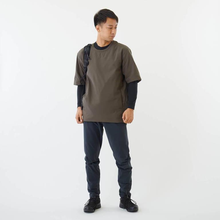 HOUDINI(フーディニ)/オールウェザーT/カーキ/UNISEX