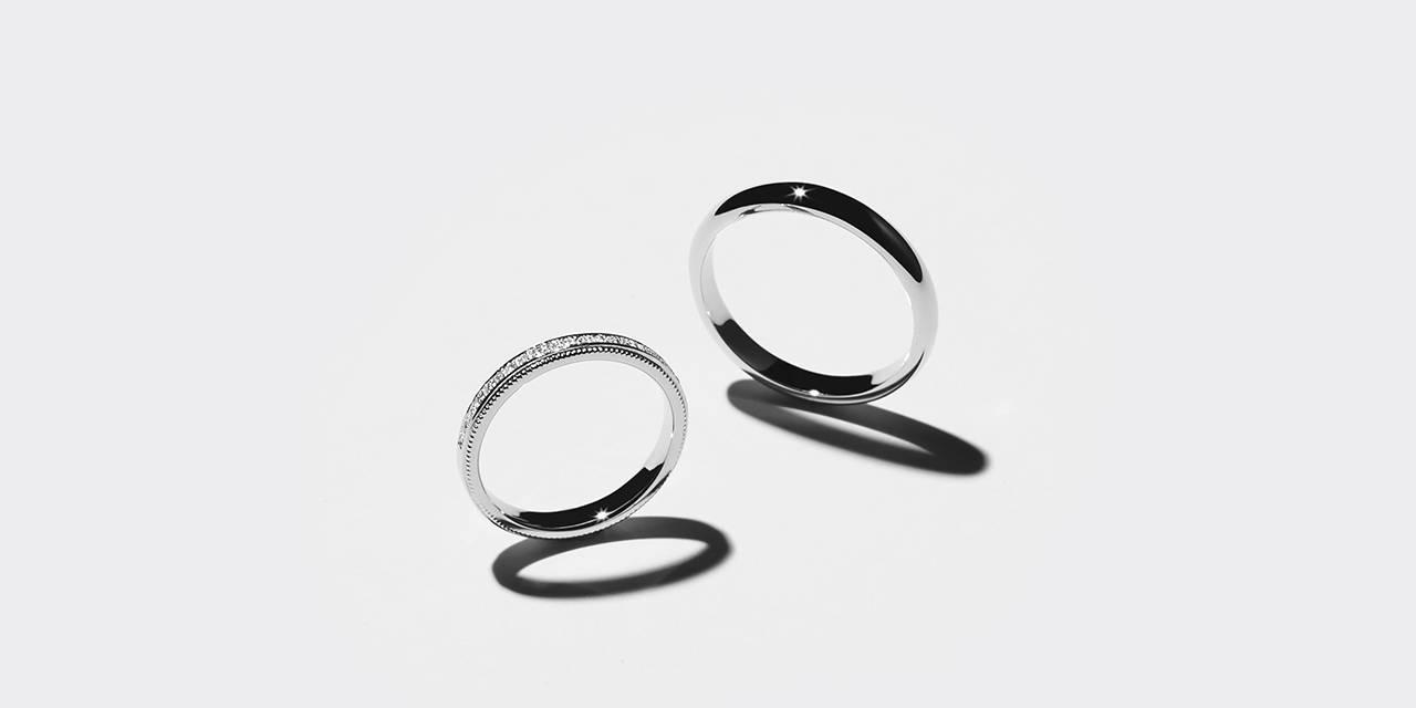 結婚指輪 エシカル マリッジリング HASUNA |ハスナ