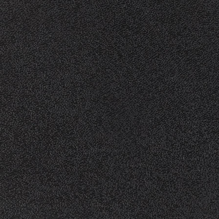 Black ABS laminate skin