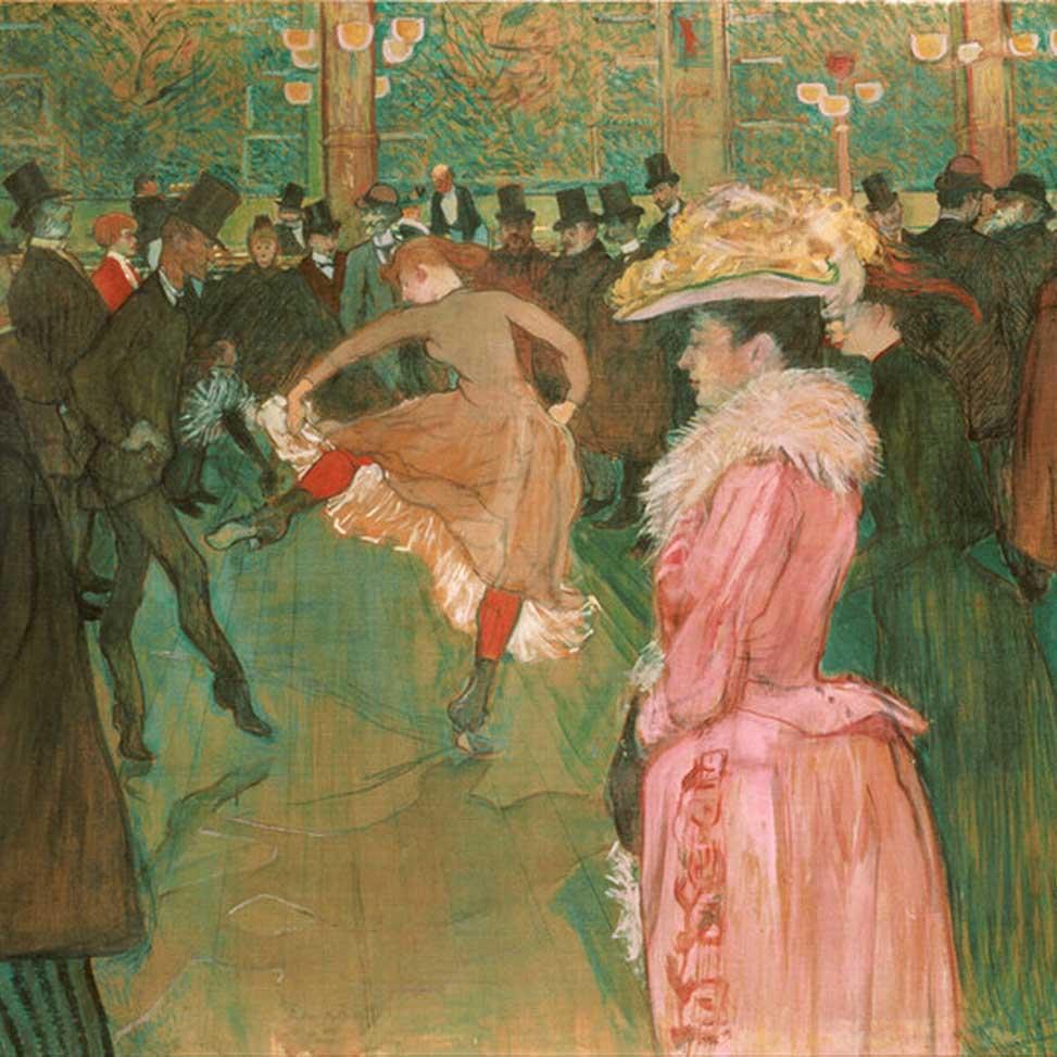 Henri de Toulouse-Lautrec Art