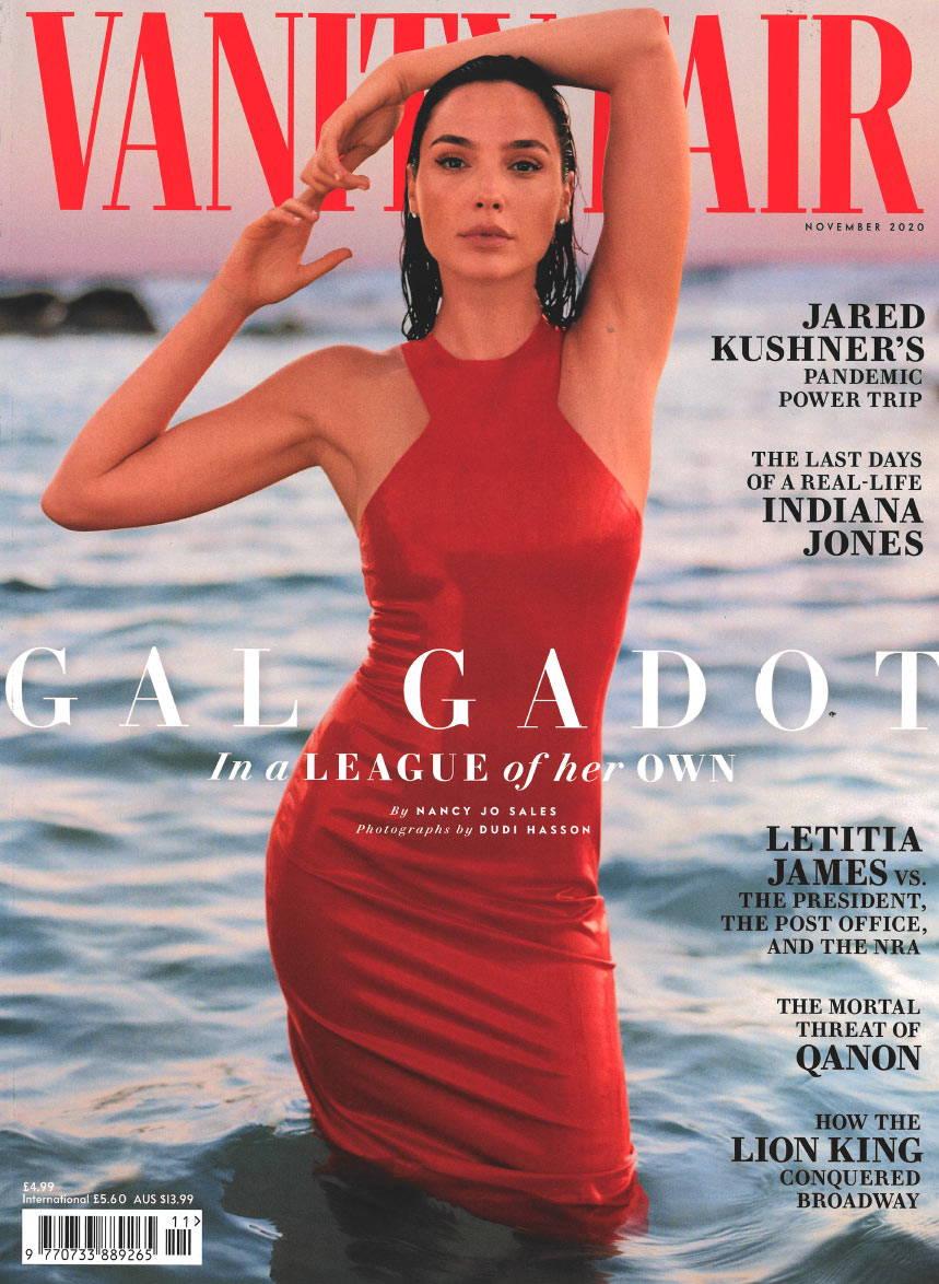 Vanity Fair features Mayfairsilk