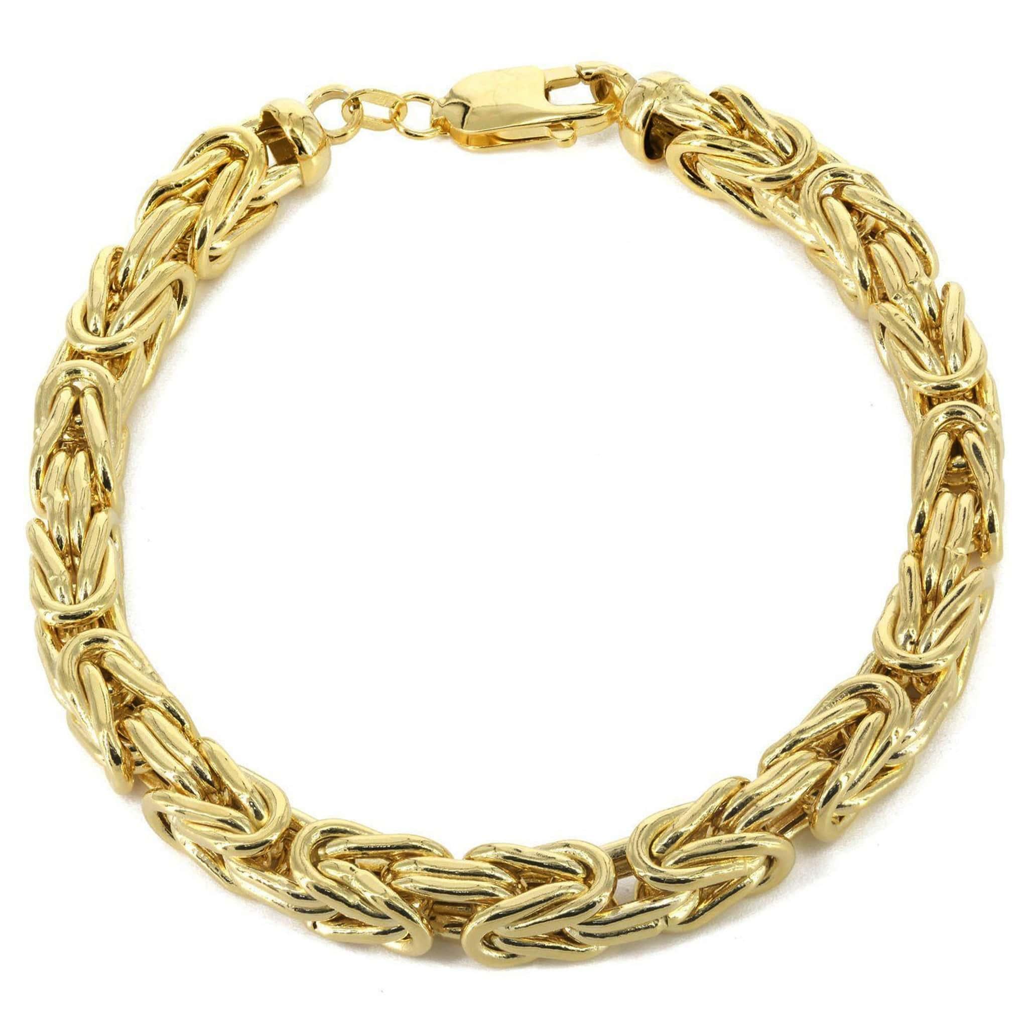 Bizantine bracelets