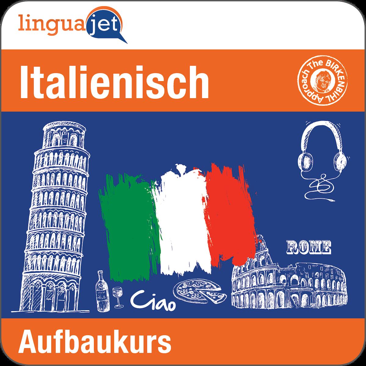 Mit dem online Italienischkurs «Aufbau» lernen Sie sich zu unterhalten
