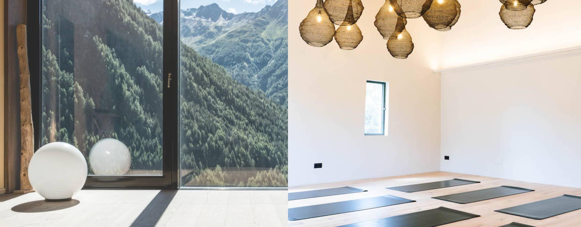 Yoga Mountain Retreat in Switzerland