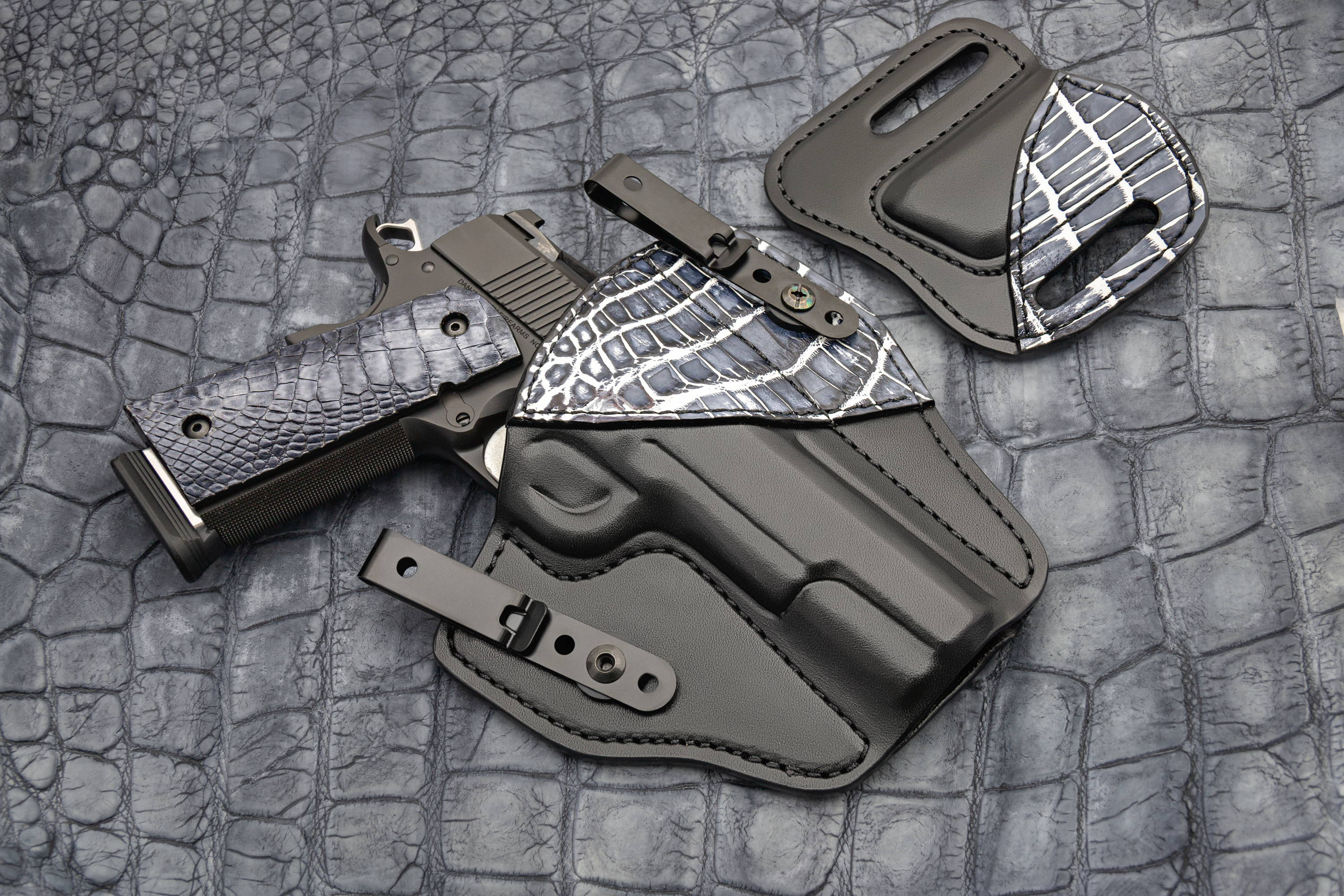 Handguns we make holsters for