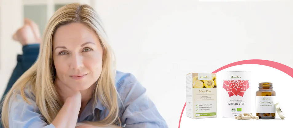 Woman Vital Paket mit Maca Plus
