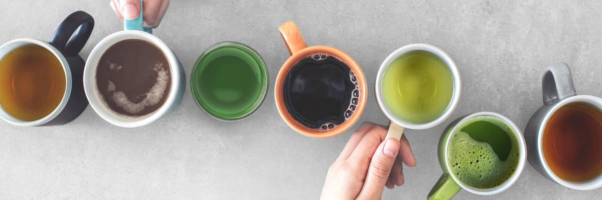 Kaffee-Alternativen