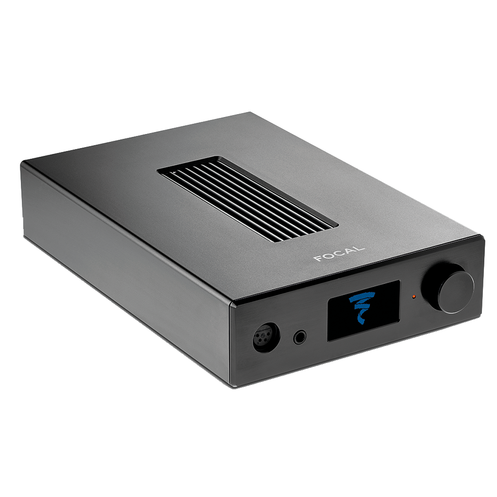 Focal Arche Headphone Amplifier and DAC