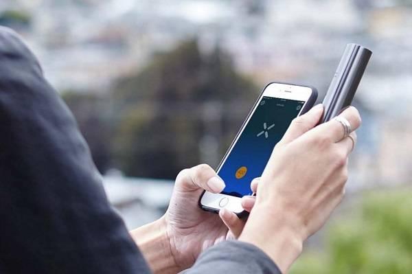 PAX 3 with iOS smartphone app