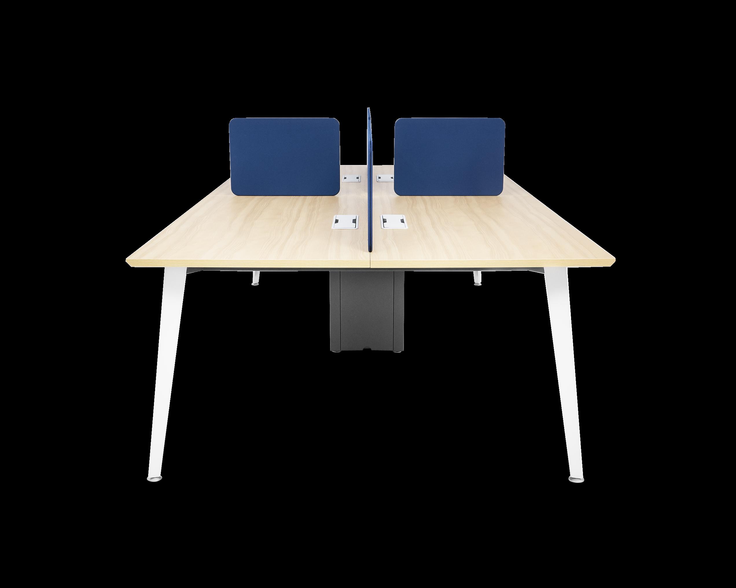Bureau Quad Desk