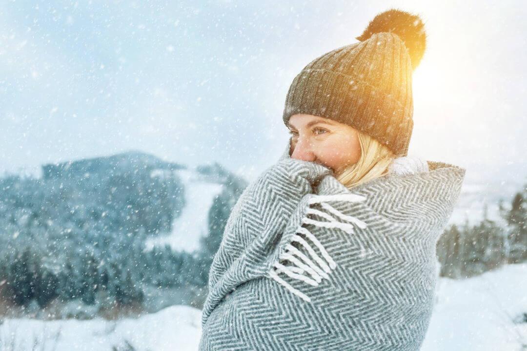 SOS: Trockene Haut im Winter richtig pflegen | Five Skincare