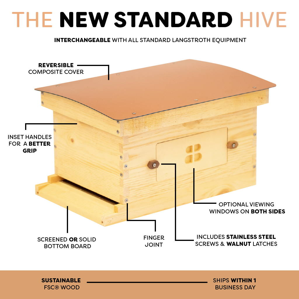 Standard Hive Features