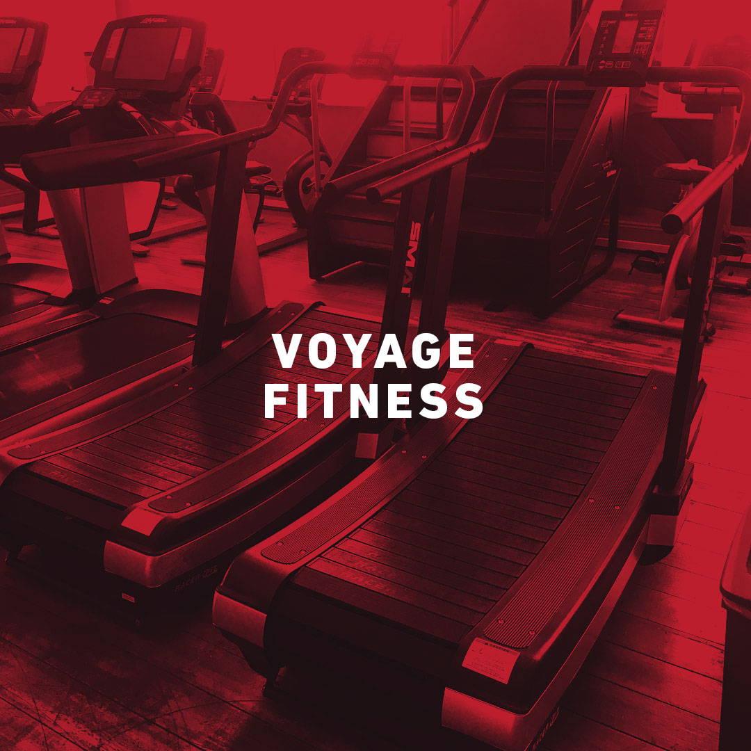 RacerFit Voyage Fitness
