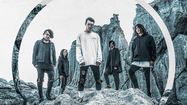 Crystal Lake band Japanese metalcore