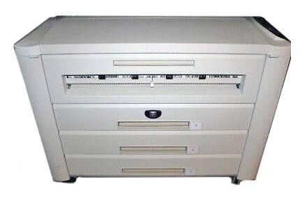 Xerox 510 Wide Format Print System