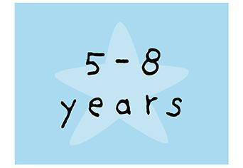 5-8 years