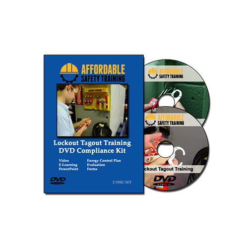 Lockout Tagout Training DVD