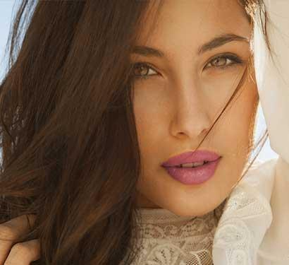 Miami Sunset Breeze lipstick by Plum & York