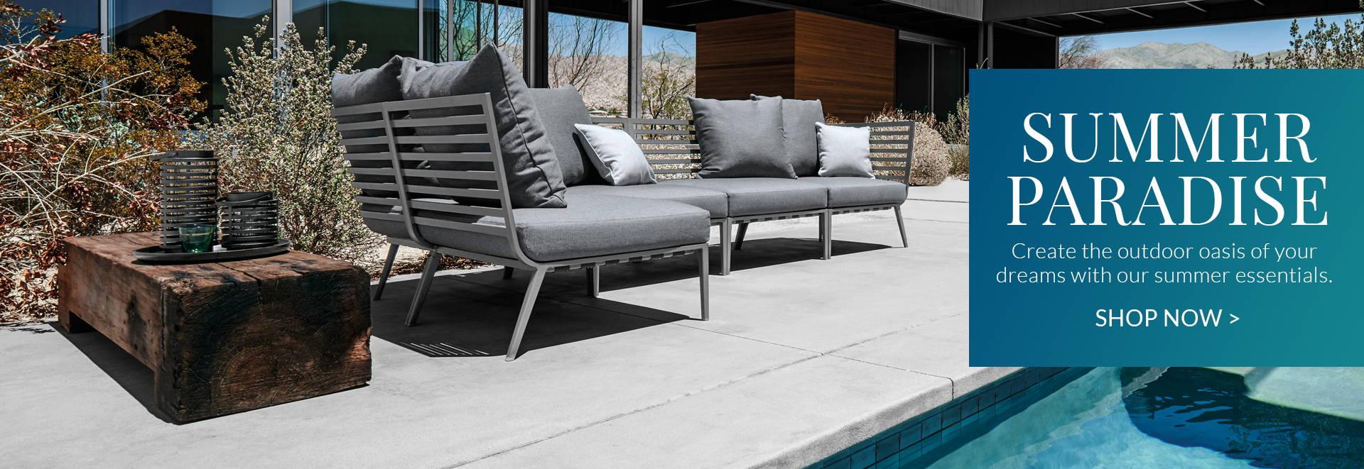 Luxury Outdoor Furniture Grills Amp Umbrellas Authenteak