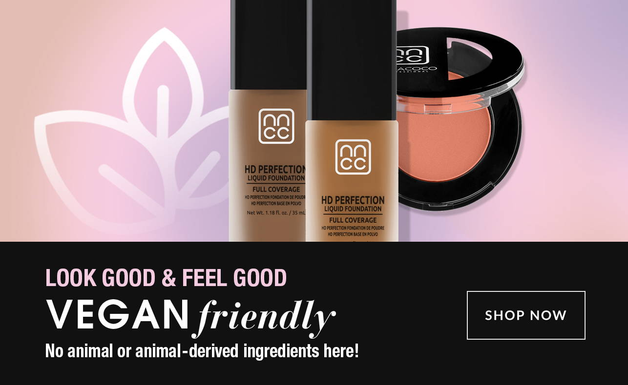 Nanacoco Professional Vegan Friendly Products