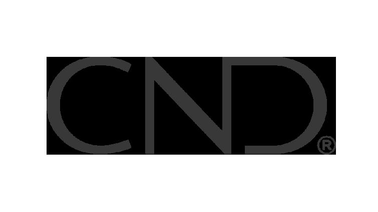 CND (Creative Nail Design) Logo