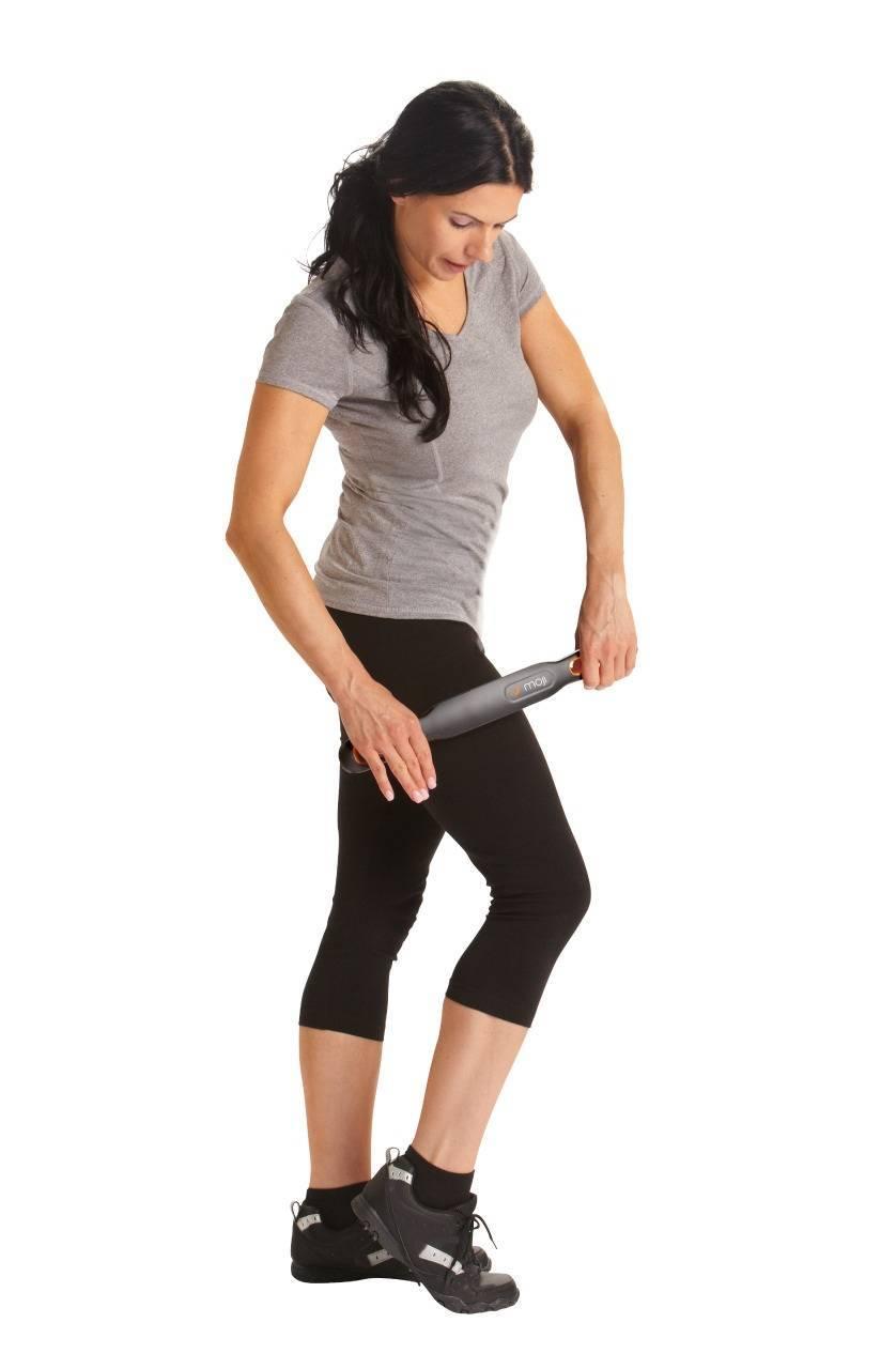 Moji Curve Pro used on thigh