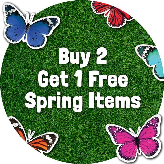 Buy 2, Get 1 Free Spring classroom decor